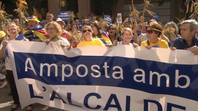 Arxiven les causes contra cinc alcaldes més pel referèndum de l'1-O