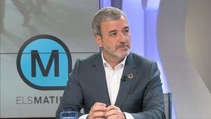 """Jaume Collboni (PSC): """"No es pot deixar Barcelona en mans d'independentistes"""""""