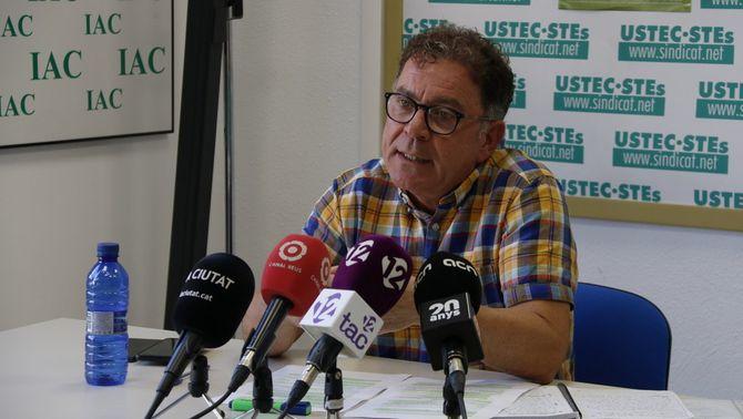 USTEC reclama 600 docents més a les comarques tarragonines