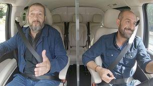 """Carles Porta i Albert Pla pugen """"Al cotxe!"""""""