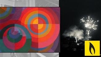 El foc i la llum tornen a Olot: vuitena edició del Lluèrnia