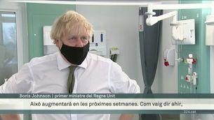 Londres endureix les restriccions per la Covid-19 el dia que estrena la vacuna d'Oxford-AstraZeneca