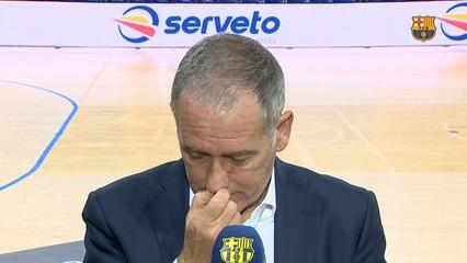 El Barça es queda sense Sergio Lozano el que queda de temporada