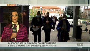El Barça femení ja és a Göteborg