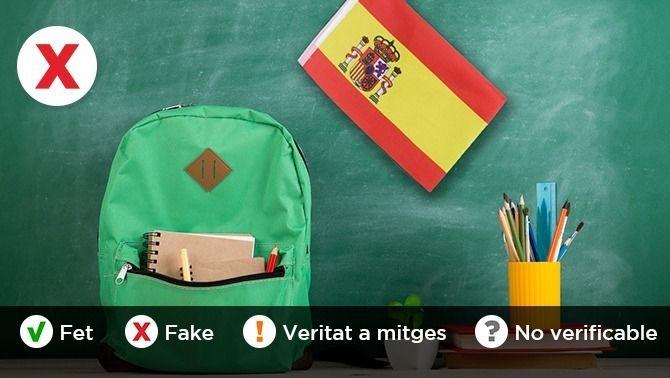 No, l'himne espanyol no sonarà cada matí a les escoles de Múrcia