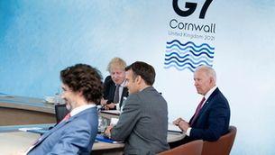 Els líders del G7 prometen mil milions de vacunes als països en desenvolupament el 2022