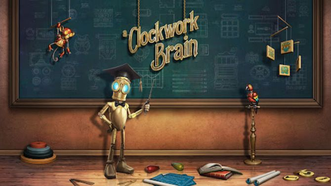 Imatge del videojoc Clockwork Brain