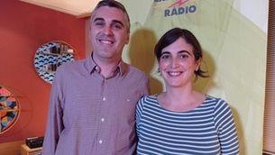 Pablo Larraz i Laia Santanach