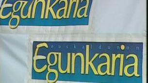 """""""Cas 'Egunkaria'"""": els cinc acusats, absolts"""