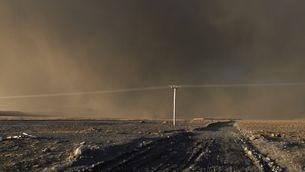 L'erupció ha deixat un paisatge desolador i apocalíptic als voltants d'on es troba el volcà. (Foto: Reuters)