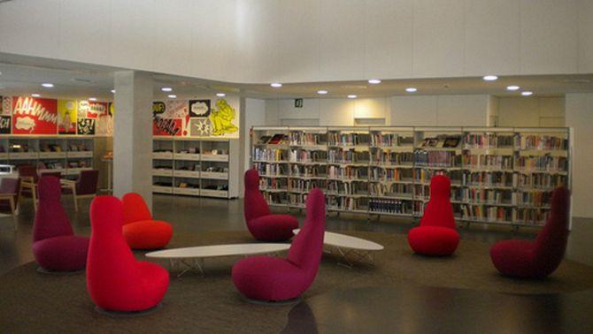 Les biblioteques de Barcelona detecten una pèrdua d'un milió d'euros en material per culpa de robatoris i no retorns