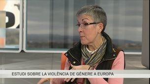 """Francisca Verdejo: """"La violència de gènere és un problema de la societat"""""""