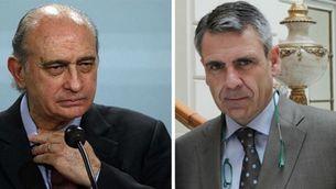 Jorge Fernández Díaz i Daniel de Alfonso, demandats per CDC i Xavier Trias