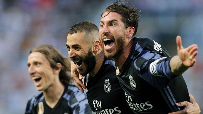 El Màlaga de Míchel no aconsegueix evitar que el Reial Madrid guanyi la Lliga (0-2)