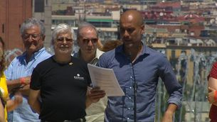 """Pep Guardiola: """"L'única sortida és votar amb l'Estat en contra"""""""