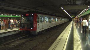 TMB decreta serveis mínims per a bus i metro només del 25% en hores punta