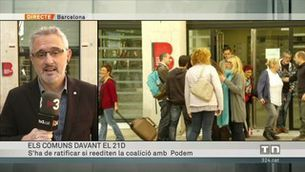 Telenotícies cap de setmana migdia - 05/11/2017