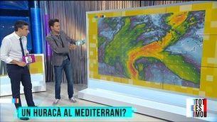 Un huracà al Mediterrani?