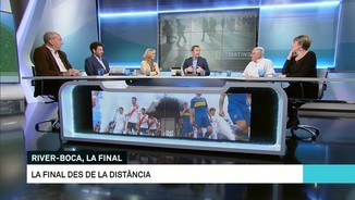 Imatge de:River-Boca, la final a través de dos actors argentins