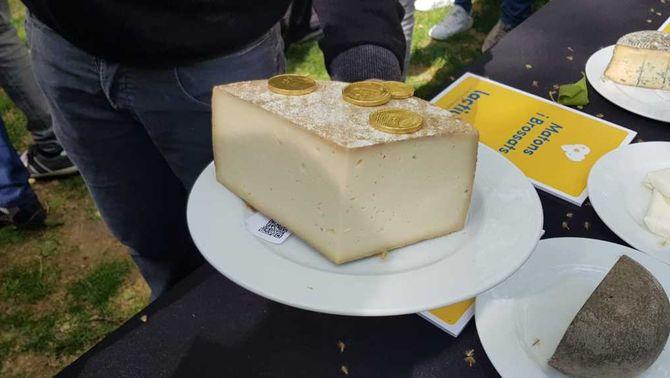 Miner d'Espinelves, envellit en una mina, millor formatge artesà de l'any