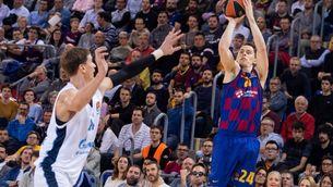 EN DIRECTE | Barça-Zenit, l'Eurolliga en joc