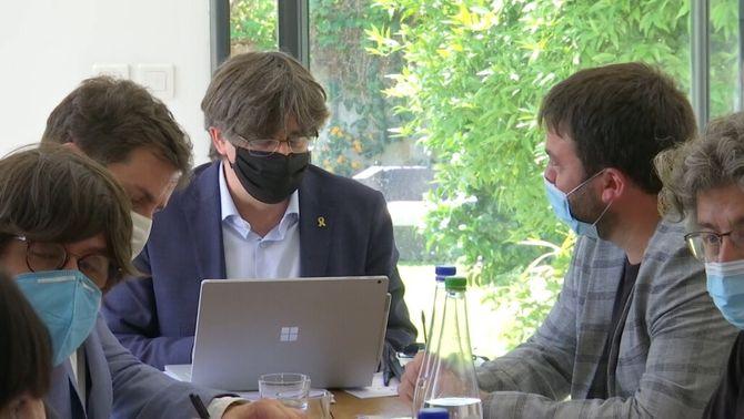 """El Consell per la República crea una identitat digital per votar i """"culminar el procés"""""""
