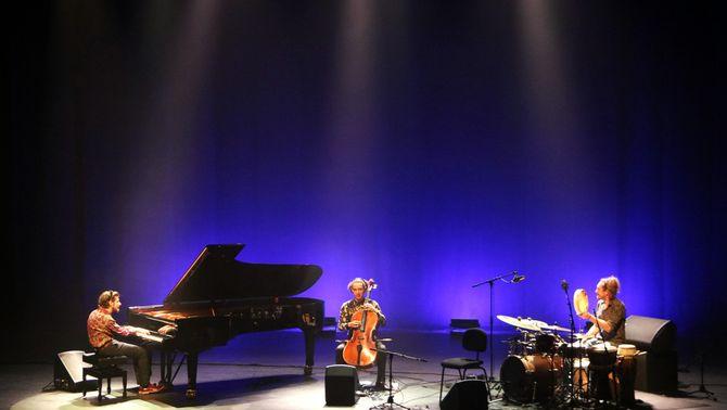 Marco Mezquida presenta el seu darrer disc, 'Talismán', a la Fira Mediterrània de Manresa