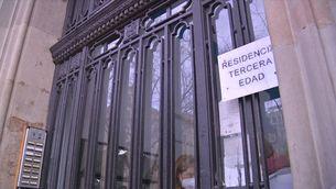 Ordre de desnonament per una residència de gent gran enmig de la pandèmia