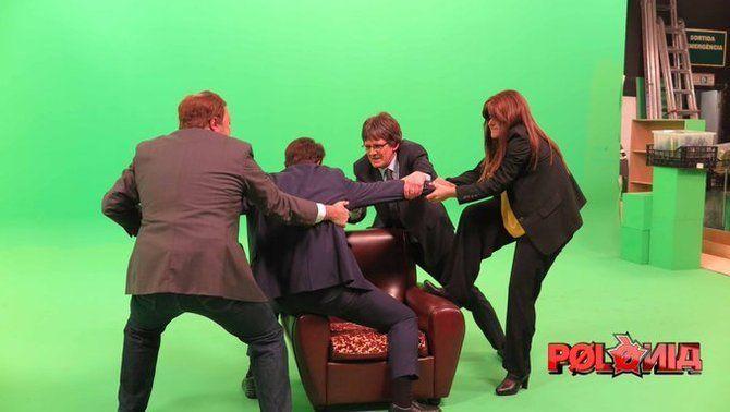 Baralla per la cadira de president