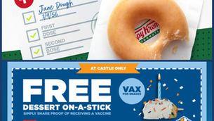 Marihuana gratis si et vacunes!