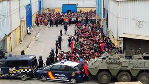 """""""Defensarem les fronteres d'Espanya"""": la resposta de Sánchez a la crisi de Ceuta"""