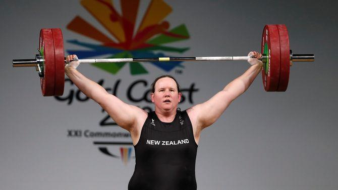 Laurel Hubbard, primera esportista transgènere que participarà en uns Jocs Olímpics