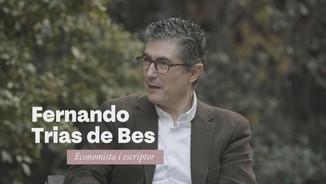 """Imatge de:Fernando Trias de Bes: """"El que et manté viu és la il·lusió"""""""
