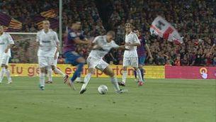 Joc violent del Madrid