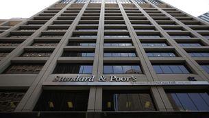 Imatge de l'edifici de l'agència Standard & Poor's