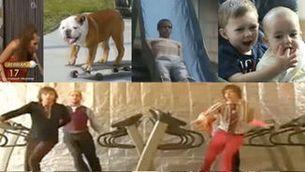 Peticions de matrimoni, versions musicals i deu anys de vídeos virals en un sol vídeo
