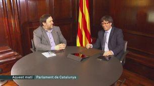 Hisenda adverteix per carta la Generalitat que presenti en quinze dies els plans per reduir el dèficit