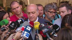 """Jorge Fernández Díaz: """"La conspiració és filtrar-ho ara per influir en el resultat del 26-J"""""""