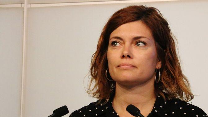Elisenda Alamany ha dimitit com a portaveu de Catalunya en Comú-Podem al Parlament (ACN)