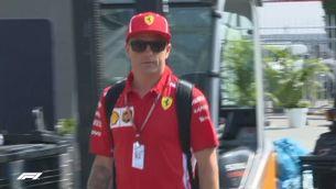 Raïkkönen deixa Ferrari i fitxarà per Sauber