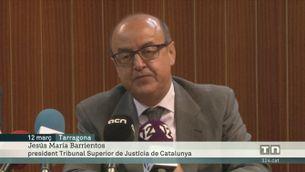 Qui són els magistrats que jutjaran el president de la Generalitat?