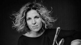 Imatge de:Conversa amb la trompetista Mireia Farrés