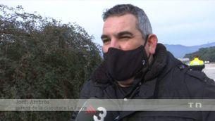 """Els Mossos desallotgen la """"rave"""" de Llinars després de 40 hores de festa il·legal"""