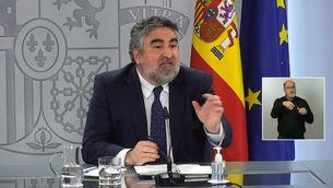 El ministre d'Esports i Cultura confirma el retorn del públic als estadis