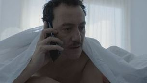 """En Roger Casamajor és l'Albert Compte a """"Moebius"""""""