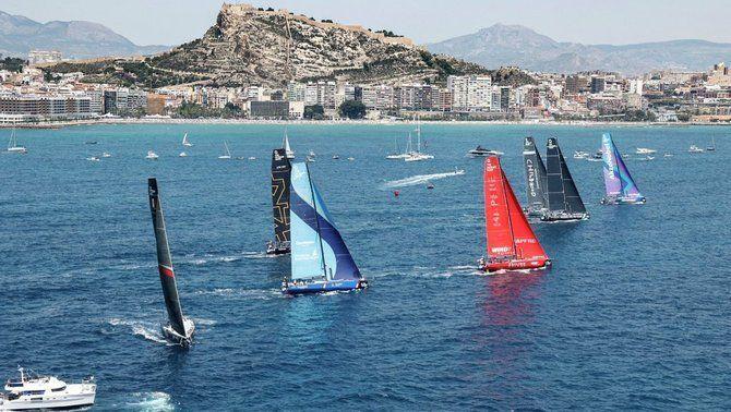 El Mirpuri portuguès s'imposa en la tercera etapa de l'Ocean Race Europa