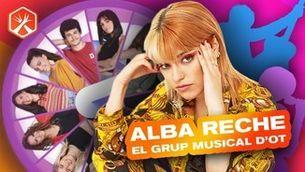 "Alba Reche confessa: amb qui d'""OT"" faria un grup?"