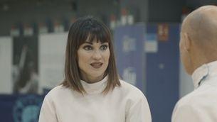 Irene Villa conversa amb Gaspar Hernàndez
