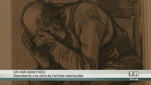 Descobreixen un esbós mai vist de Van Gogh