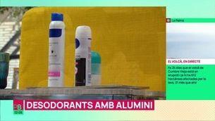 Els perills dels desodorants
